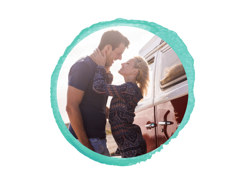 san diego couple natural ivf