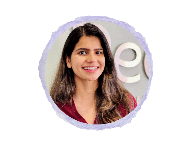 Ankita Upadhye embryologist headshot